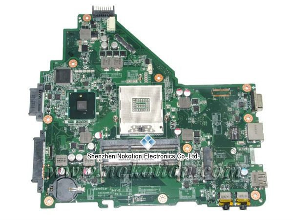 все цены на NOKOTION for Acer 4339 laptop motherboard MBRK306001 intel HM55 DA0ZQHMB6C0 Mainboard without HDMI full Tested онлайн