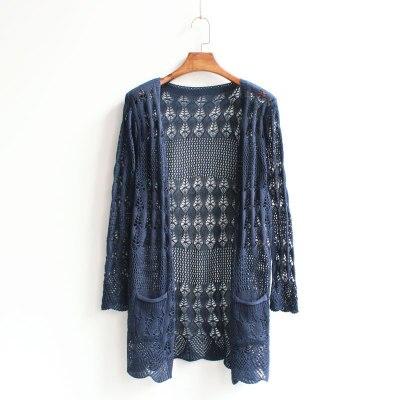 Free Shipping Cardigan Women  Sweater Women Sweaters Cardigan Fashion Long Knitted Clothing Knitwear Ourwear  1pcs/lot Kas62