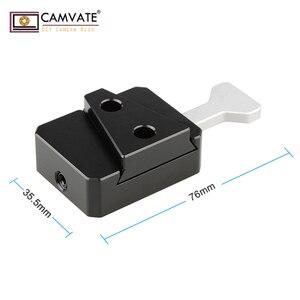 Image 2 - Camvate v lock 기지국 및 웨지 키트 c1820 카메라 사진 액세서리