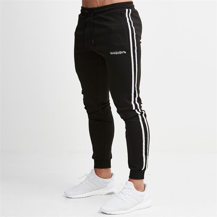 SweatpantsVq Sports Pants Men Sports Fitness Pants Running Training Pants Leisure Basketball Pants  Mens Fashion Pants  Skinny