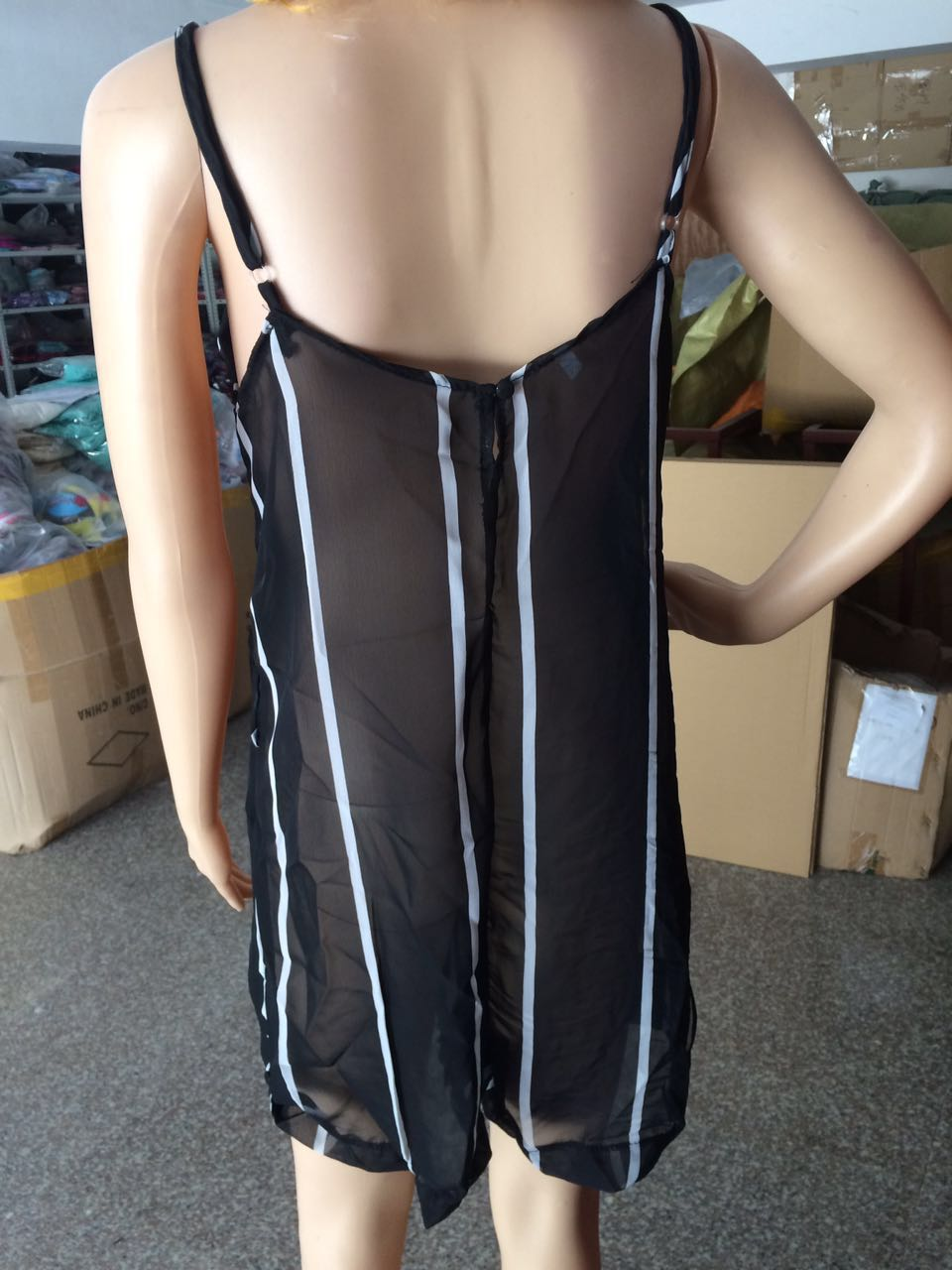 HTB1QamhgEl7MKJjSZFDq6yOEpXae - FREE SHIPPING  Summer Women Casual Striped Jumpsuit JKP301