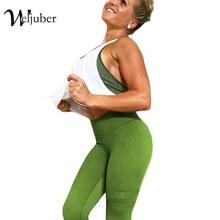2017 Fitness Femmes Yoga Pantalon Gym Vêtements D'impression En Caoutchouc Pantalon Spandex de Course Étiré Collants Taille Haute Sport Leggings Pantalon