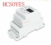 DS DC5V 12V 24V DMX512 sinyal SPI dönüştürücü DMX dekoder denetleyici desteği 6803/8806/2811/2812/2801/3001/9813 IC