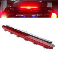 Newest Third Brake Tail Rear LED Red Light For Mercedes Benz CLK W209 2002 2009 Warning Stop Red Lamp Auto Car Styling