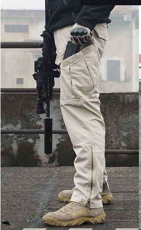 ФОТО Military army pants Clothing Chiefs Pro Tactical Pants M-XXL
