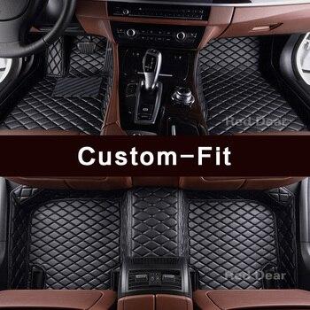 De coche esteras para piso especial para Infiniti Q50 G25 G35 G37 Q60 Q70 Q70L M25 M35 Q30 M37 M37X M56 M25L M30D alfombra del trazador de líneas