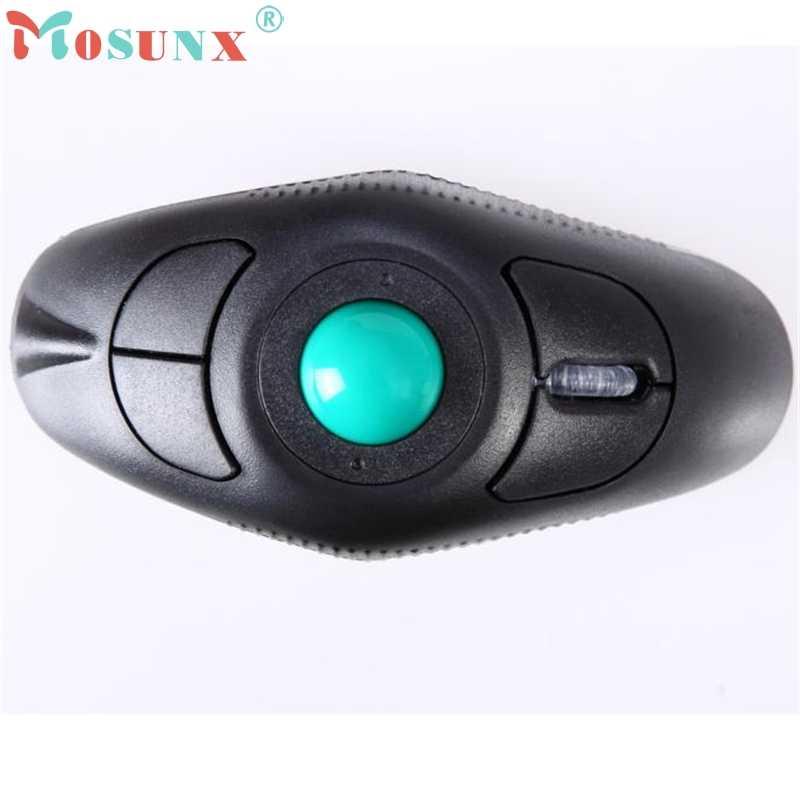 광학 트랙 ball_kxl0224 컴퓨터 액세서리를 사용하여 2.4 ghz 무선 usb 핸드 헬드 마우스 손가락