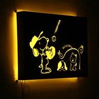 Comprar Tienda personalizada interior 40 cm X 60 cm publicidad caja de luz tableros decoración creativa para