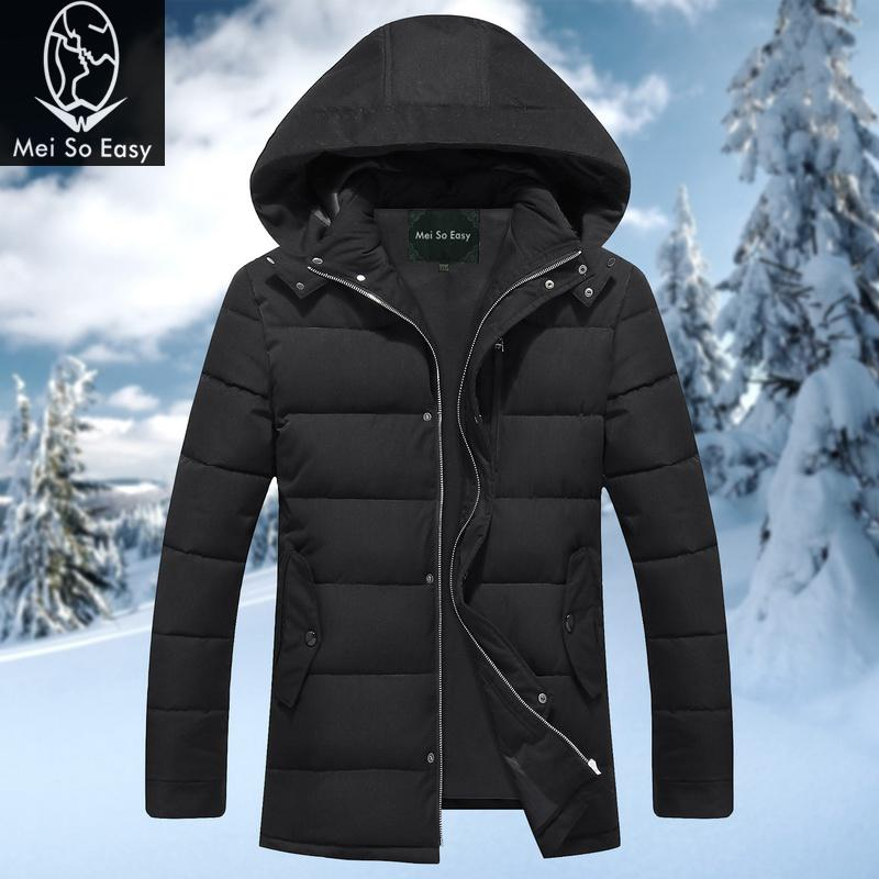 new arrival Winter male thickening medium-long men's wadded jacket fashion casual super large plus size 4XL 5XL 6XL 7XL 8XL
