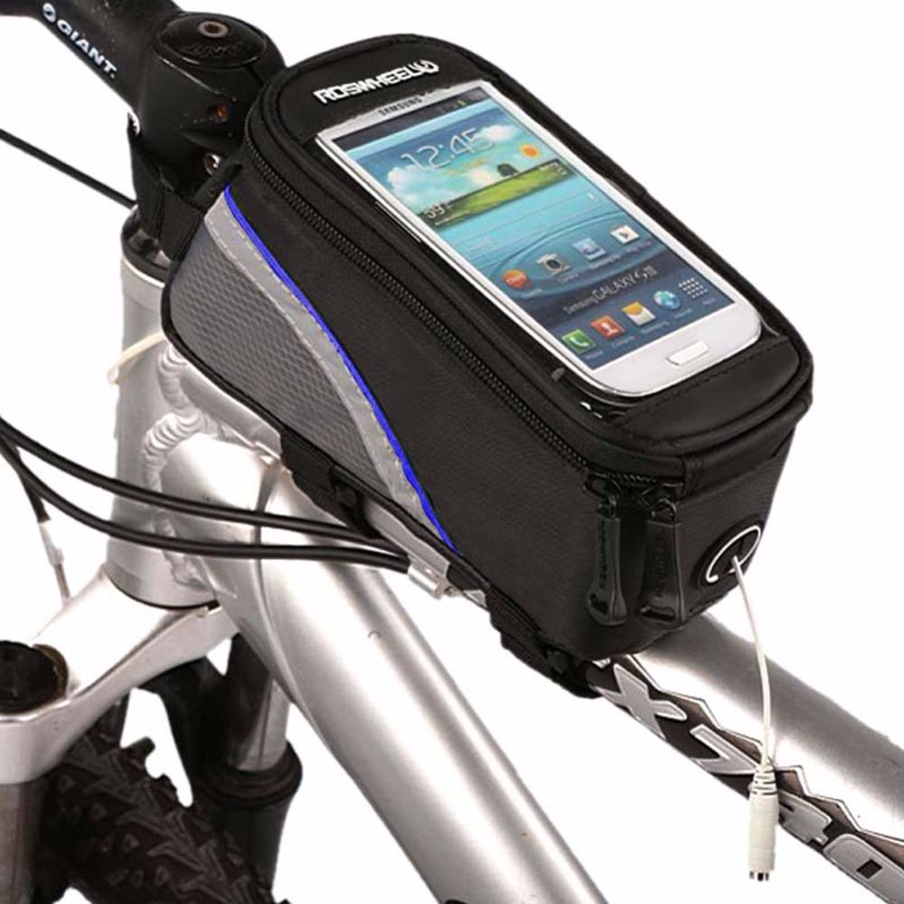 3.5-5.7 Cycling Bicycle bags panniers Frame Front Tube Bag Cell Phone MTB Bike Touch Screen Bag Case For Iphone 7 For Samsung3.5-5.7 Cycling Bicycle bags panniers Frame Front Tube Bag Cell Phone MTB Bike Touch Screen Bag Case For Iphone 7 For Samsung