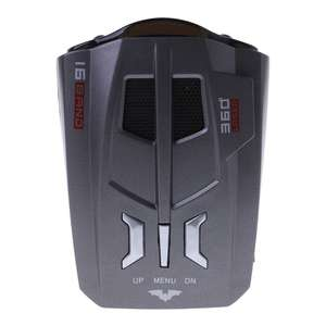 Vehicle-Radar-Detector Trucker-Speed V9 Led-Display 16-Band Voice-Alert-Warning Auto