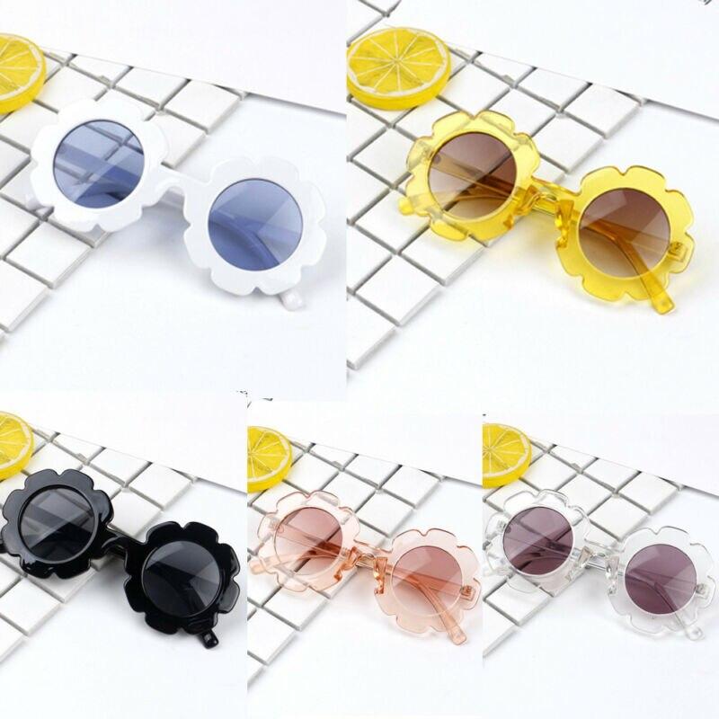Baby Kids Unisex Children Frame Sunglasses UV400 Toddler Boys Outdoor Glasses