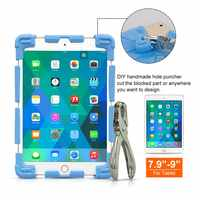 Silicone Drop Protection Cover For 7-8 Inch Ipad Tablet Universal Multi-Purpose Sheath Drop Protection Shockproof Cover