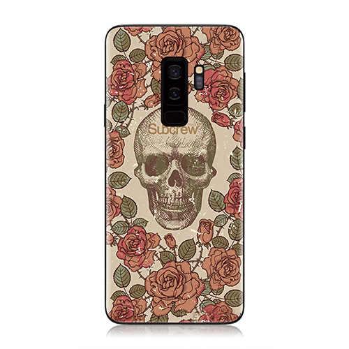 S9 плюс Модный чехол типа «сделай сам меняют цвет в зависимости от cmembrane шкуры пленка наклейка для мобильного телефона защитный стикер для samsung galaxy s9 PLUS