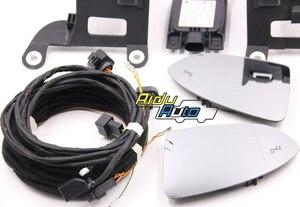 Image 3 - Para MQB Golf 7 MK7, sistema de asistencia lateral de cambio de carril, KIT de asistencia para punto ciego, KIT de actualización