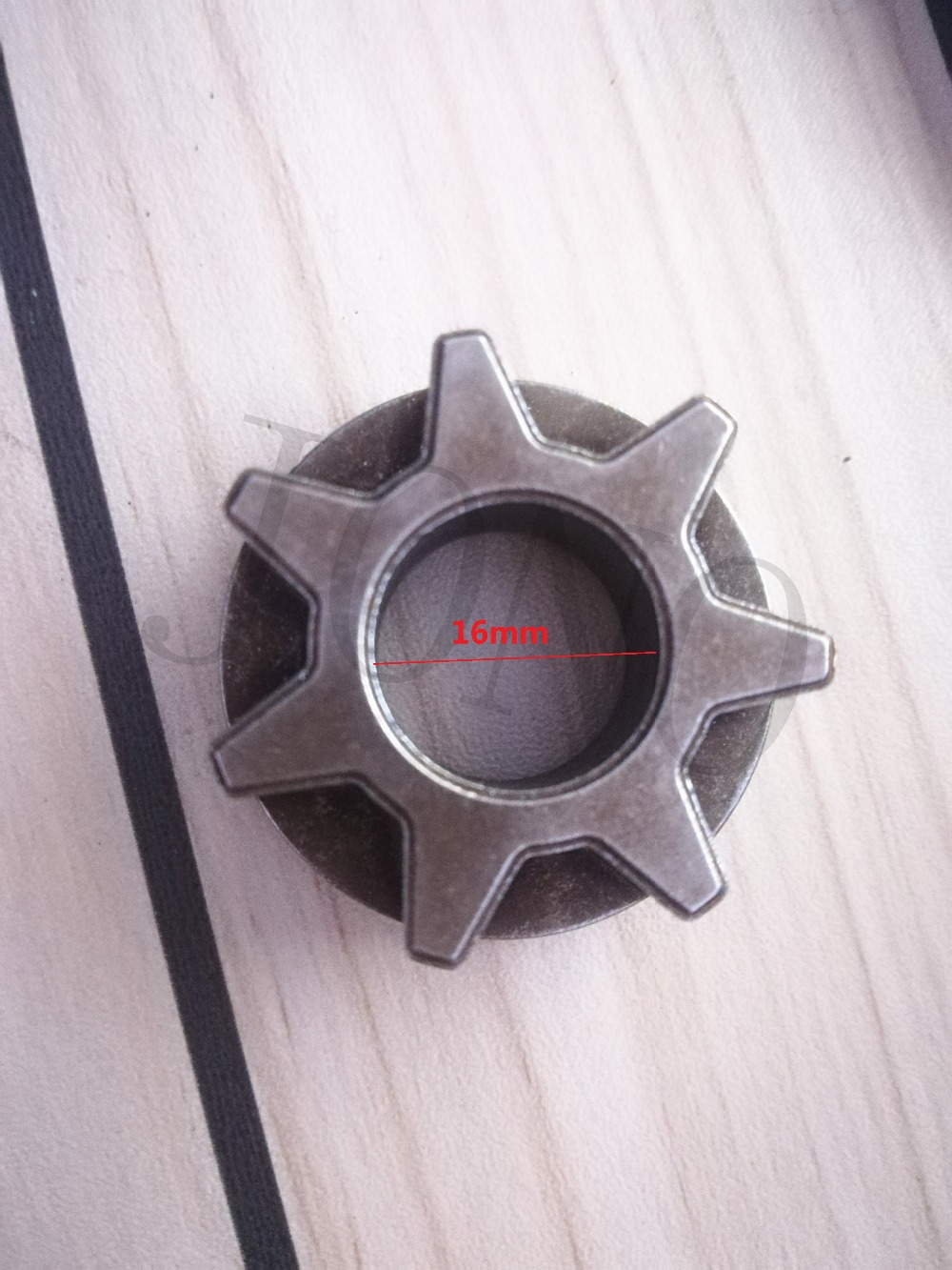 115 125 150 Angle Grinder Gear Sprockets Drive Replace Sprocket 16mm For Gear Asterisk Electric Chain Saw Chainsaw Chain