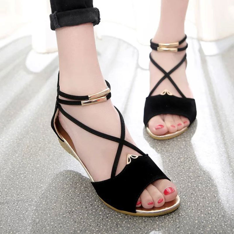 Women's sandals  gladiator sandals Casual Ladies Women's summer shoes