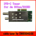 DM800 Sintonizador de Cable DVB-C Sintonizador de Cable DM800C DM800SE Envío Libre
