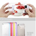 2016 For iPhone 5 5s SE Transparent Clear Soft Silica Gel TPU Phone Case Silicone Cover Ultra thin Phone Bag
