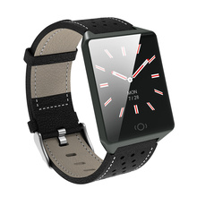 CK19 Smart Wristband Watch Blood Pressure Band Customize Dial Heart Rate Monitor Fitness Bracelets