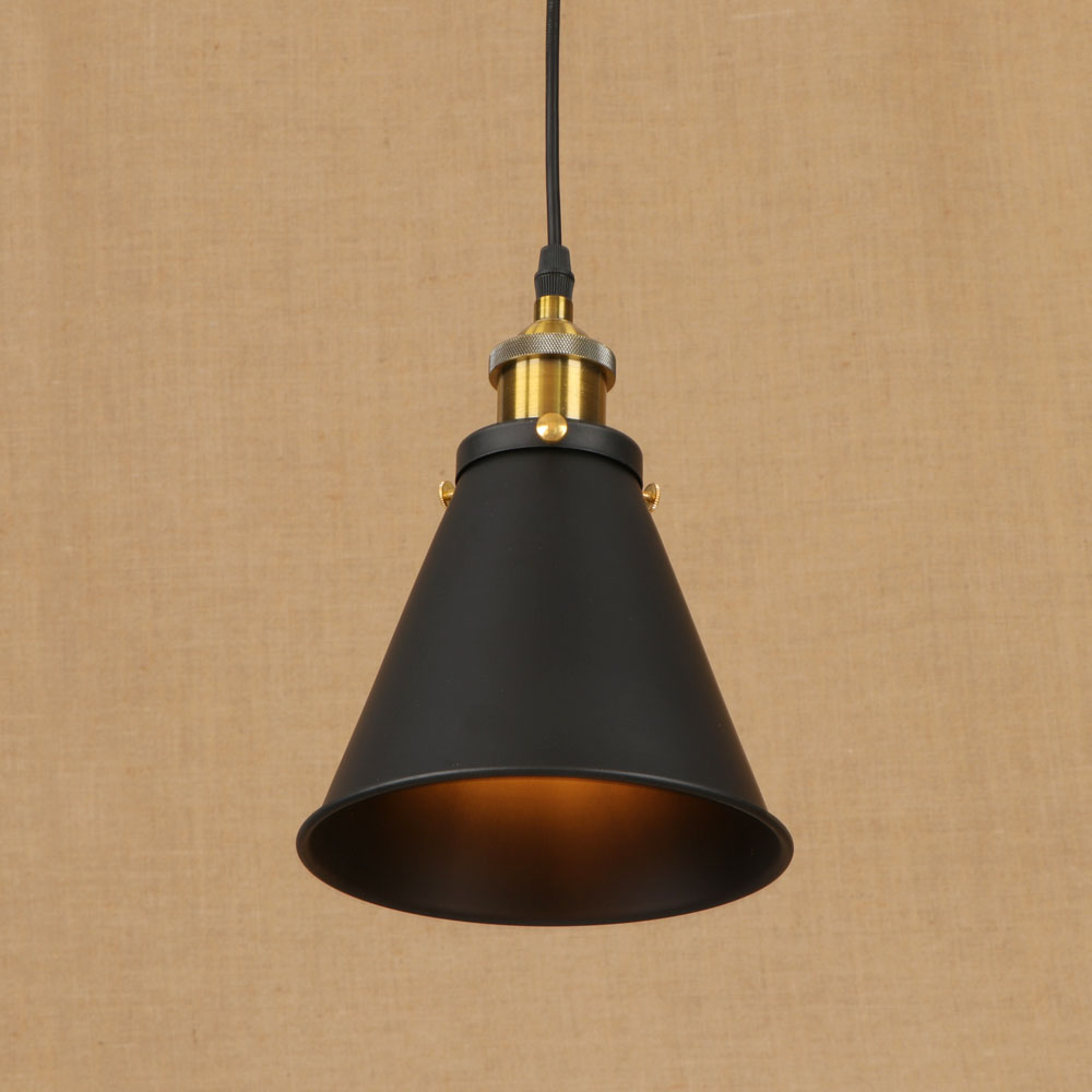 Loft Industrial American Country Modern Pendant Lamp