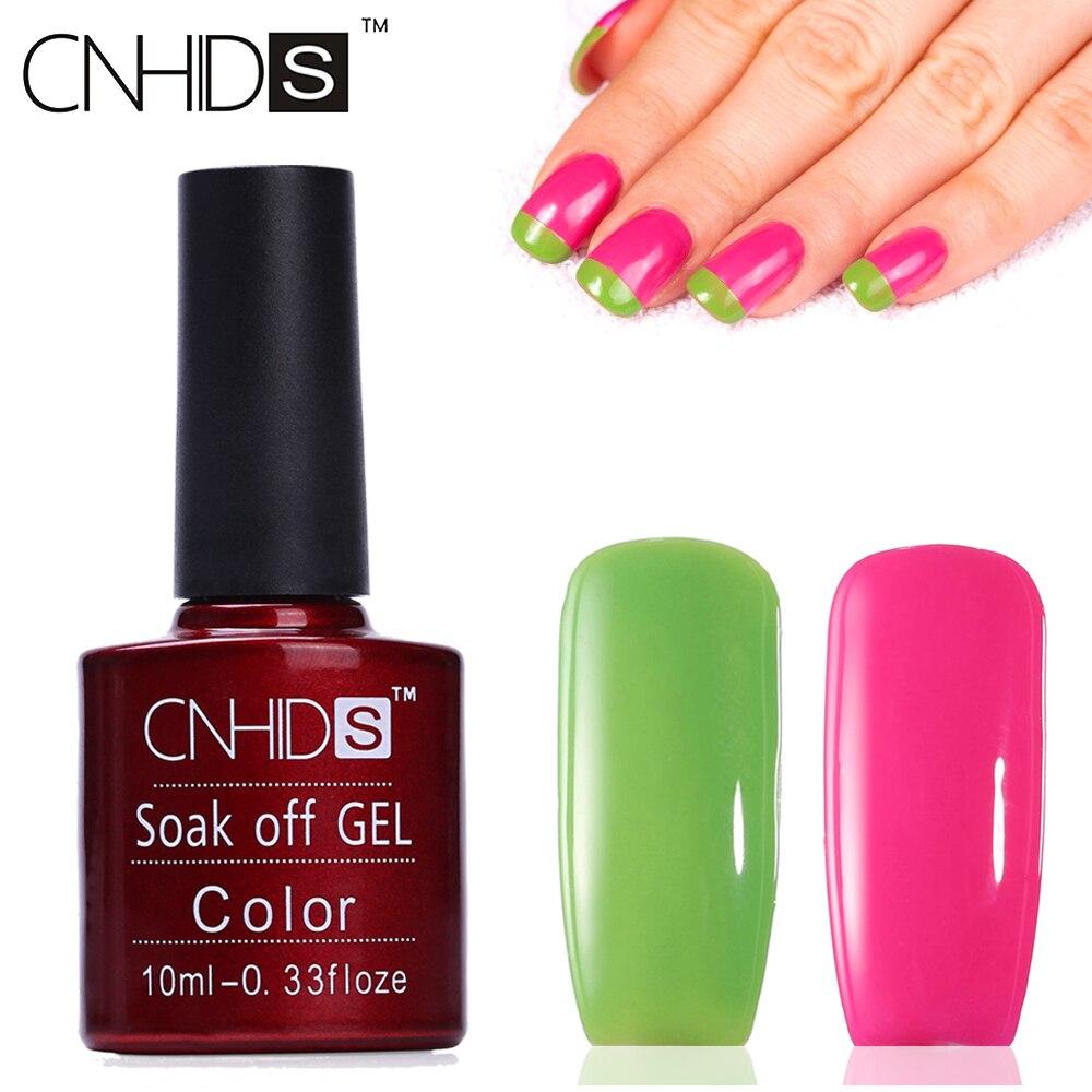 7.5ml UV Gel Nail Polish Gorgeous Color Nail Gel Polish