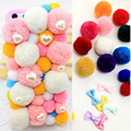 10 Colors Mixed Interesting Pompom Plush Balls Kids Toys Fur Balls For Scrapbooking Diy Artificial Flowers Creative Material