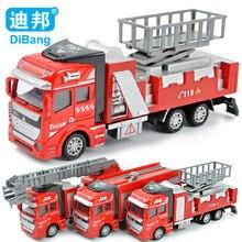 Mainan paduan kebakaran, mobil