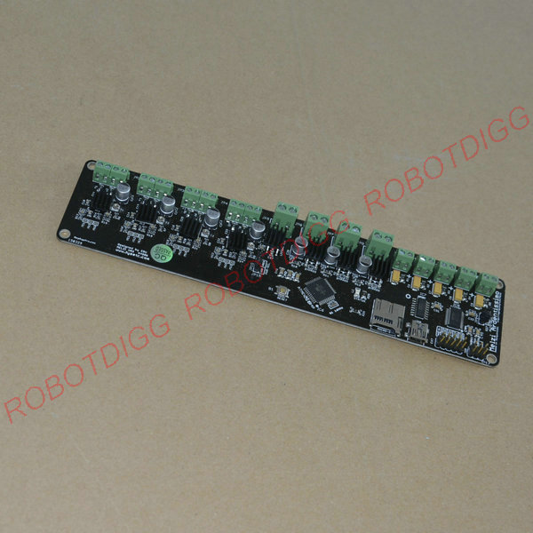 Melzi 1284P Stepper Motor Control Board