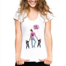ZOGANKI Lovely Women T-shirt Summer Funny T Shirt Tshirt Plus Size Fashion Harajuku White T-shirts Ladies Tops Tee