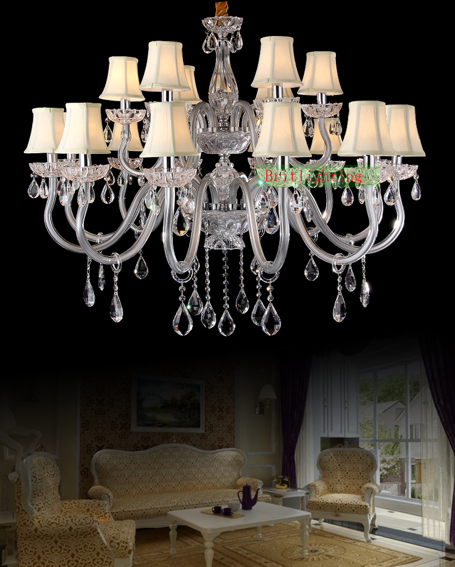 Chandeliers with fabric shades candelabra luxury fabric chandeliers chandeliers with fabric shades candelabra luxury fabric chandeliers european style fabric chandeliers modern chandeliers silver in chandeliers from lights aloadofball Gallery