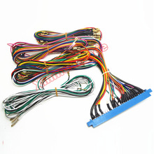 New Arcade 28 2 56pin JAMMA harness loom for standard jamma arcade games Cabinet Wire Harness_220x220 arcade pcb board promotion shop for promotional arcade pcb board Wire Harness Assembly at eliteediting.co