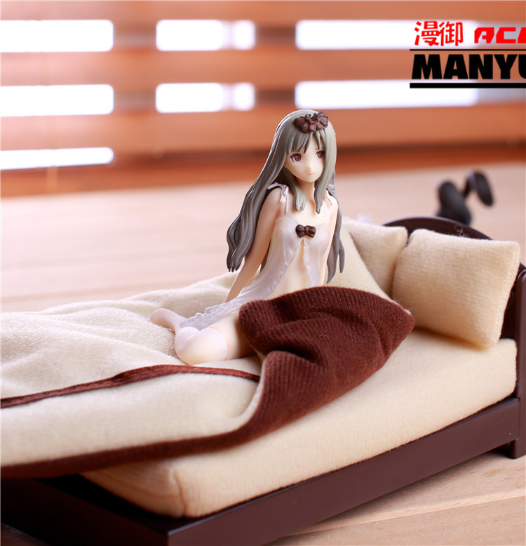 NEW hot 16cm sexy adult Native Tony Alice Akira with Bed collectors action figure toys Christmas with box new hot 17cm avengers thor action figure toys collection christmas gift doll with box j h a c g