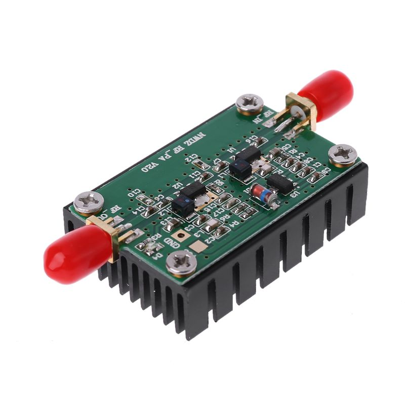 2MHz-700MHZ RF усилитель мощности широкополосный RF усилитель мощности для HF VHF UHF fm-передатчик радио