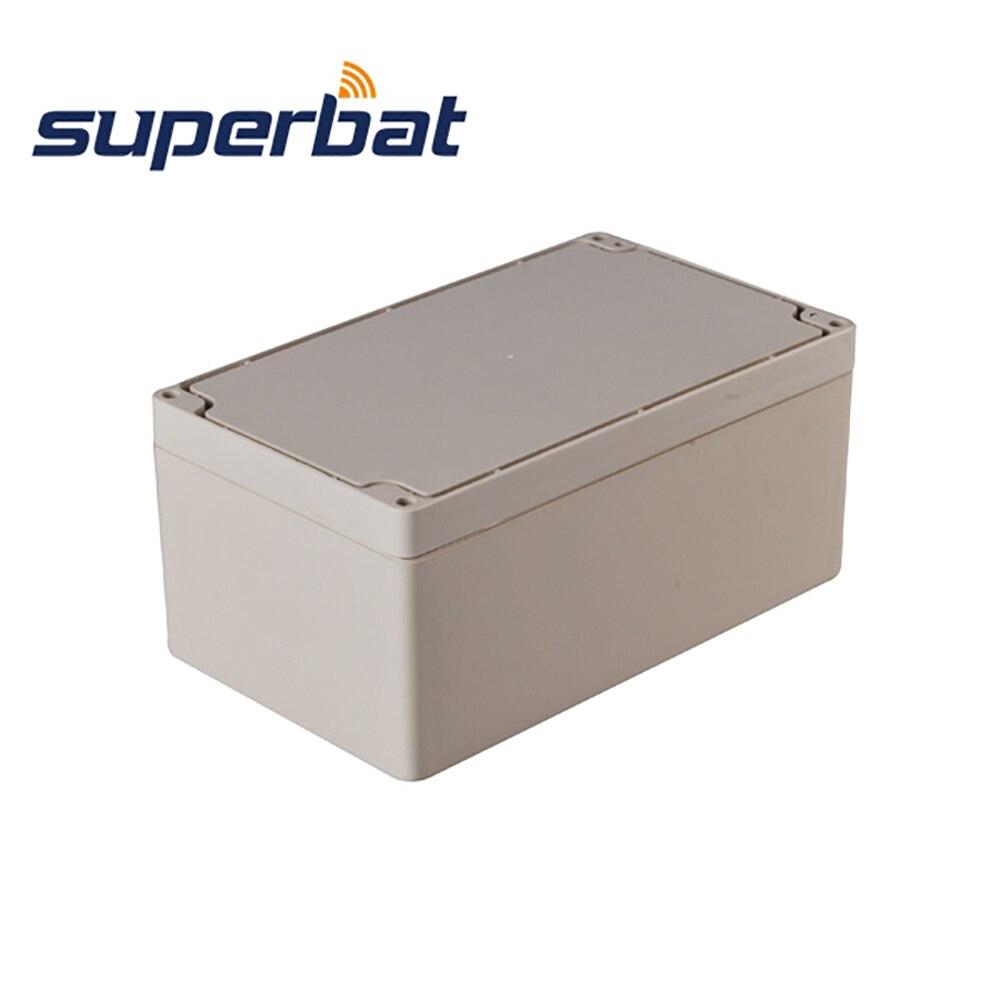 Superbat Waterproof Plastic 7.87