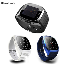 Sport Bluetooth Smartwatch Waterproof Wristwatch Calling Hand Free Smart Watch Phone Pedometer for Samsung LG IOS Android Phones