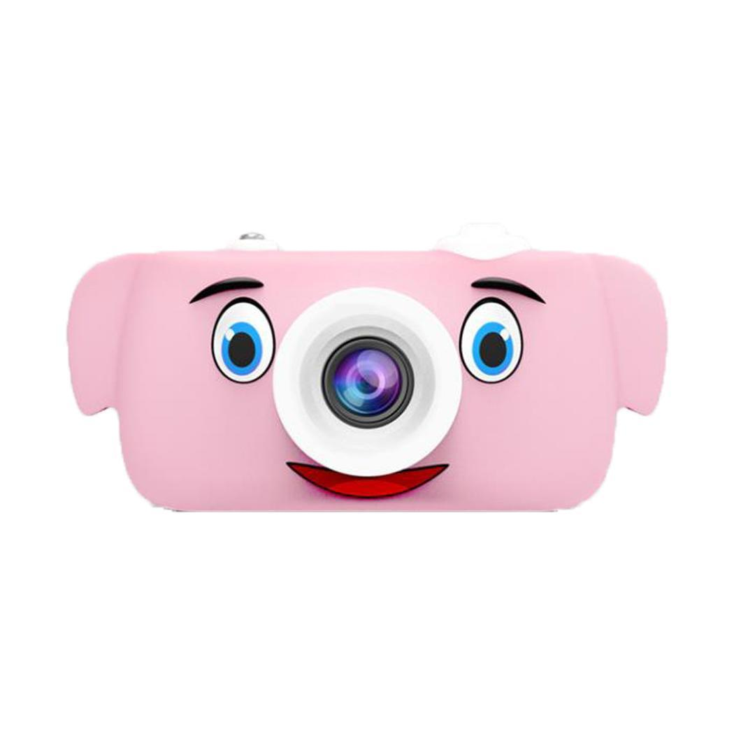 Enfants caméra enfants antichoc écran LCD 75G Mini numérique 610 mAh appareil photo cadeaux jusqu'à 32G DC support DC.5V1A