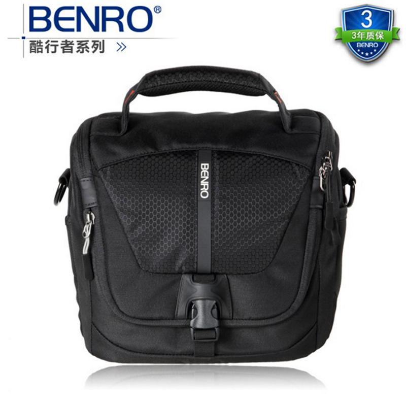 Benro CoolWalker CW S10 one shoulder professional camera bag slr camera bag rain cover штатив benro t 800ex