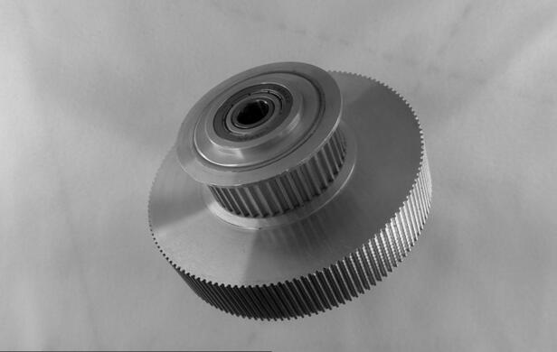 1pcs compatible double gear for MIMAKI JV33 TS3 JV5 TS5 printer supplies office consumables free ship