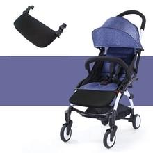 2018 nueva extensión de pies reposapiés para babyyoya cochecito de niño bebé sueño yoya cochecito apoyabrazos bebek arabasi accesorios bebé