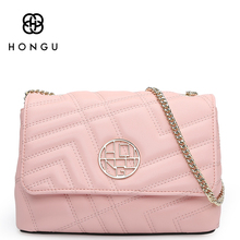 Luxury Designer Natural Cow Leather Soft Top-handle Bags Women Handbags Shoulder Brand Crossbody Party Evening Clutch Bags HONGU