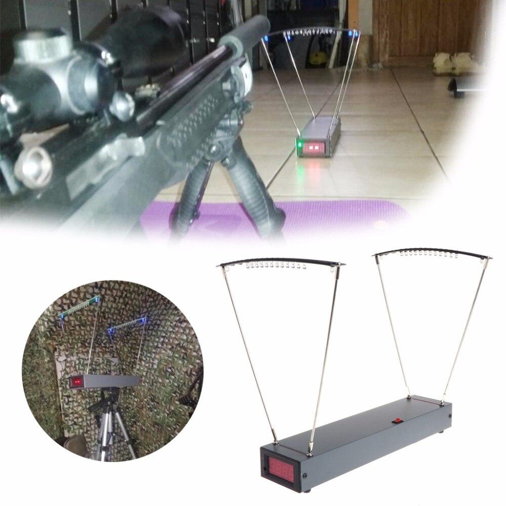 Велосиметрия/Slingshot Скорость измерительный прибор про лук измерения скорости S05 Прямая поставка