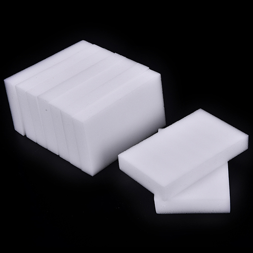20 pcs/lot high quality melamine sponge Magic Sponge Eraser Melamine Cleaner for Kitchen Office Bathroom Cleaning 10x6x2cm aihogard 20pcs melamine sponge magic sponge eraser kitchen duster wipes home kitchen clean accessory nano sponge 10x6x2cm