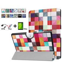 Case for Acer Iconia One 10 B3-A40 B3 40 10.1 Tablet Cover Funda Tablet PU Leather Folding Flip Stand Shell case for Acer B3 A40
