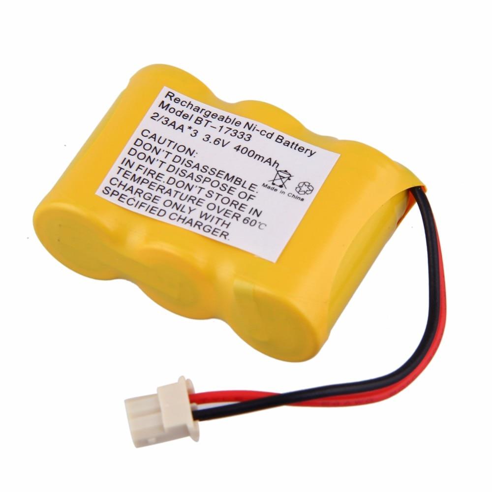 4 pcs High Quality Battery For Vtech BT-17333 BT-27333 Battery For CS2111 CS5111 CS5121 Home Cordless Phone free shipping