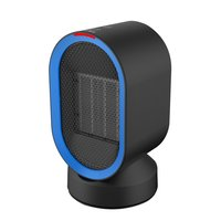 Calentador eléctrico Mini ventilador máquina de escritorio caliente ventiladores portátiles para oficina en casa