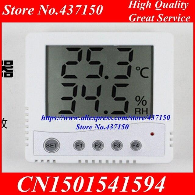 Nadajnik czujnika temperatury i wilgotności wyświetlacz MODBUS RS485 pokazuje 86 pudełek