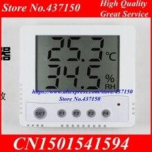 Sıcaklık ve nem sensörü verici MODBUS RS485 LCD ekran gösterisi 86 kutu
