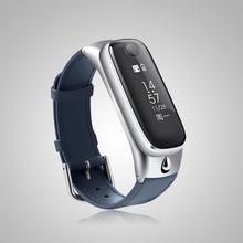 0.91 дюйма OLED Умные часы браслет Спорт SmartBand/Bluetooth гарнитура для IOS Android мониторинг сна smartwatches