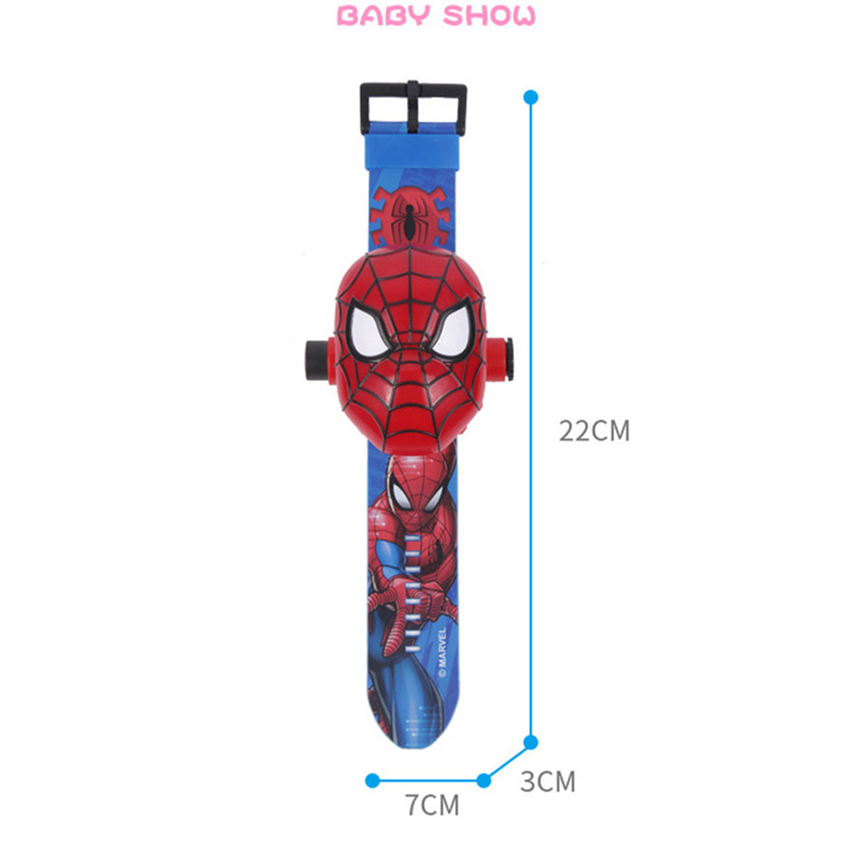 Hot Selling Children's Watch For Boy Girls 3d Projection Watches Kids Electronic Cartoon Boys Wristwatches Relogio Masculino #6